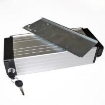 Аккумулятор для электровелосипеда 24В 8Ач литий-ионный для установки на багажник