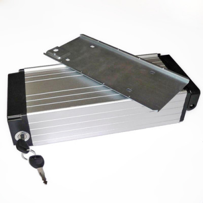 Аккумулятор для электровелосипеда 24В 10Ач литий-ионный для установки на багажник