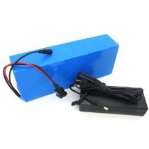 Аккумулятор LiFePO4 60В 5Ач литий железо фосфатный (60,8В 4Ач)