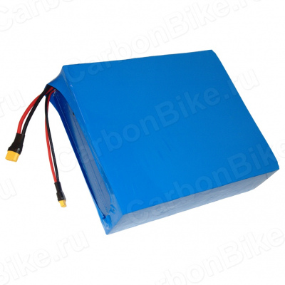 Аккумулятор LiFePO4 96В 25Ач литий железо фосфатный
