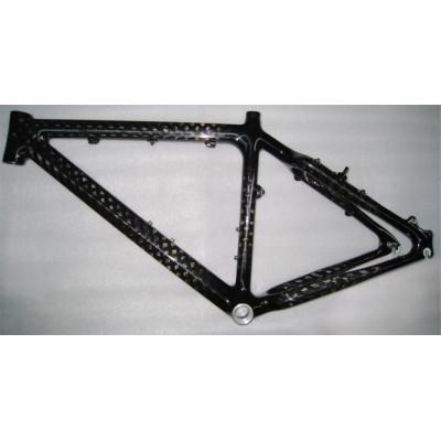 Карбоновая рама для горного велосипеда №3 (колёса 29 дюймов)