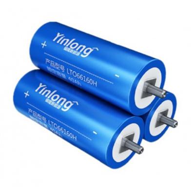 Литий-титанатные аккумуляторы 2.3В 40Ач Новые Yinlong LTO - 10шт.