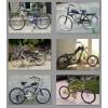 """Бензиновый велосипед с мотором 80 куб.см. - Комплект """"собери сам"""""""