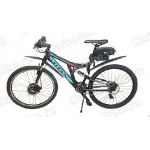 Электровелосипед Titan MTB двухподвес #2