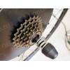 Мотор-колесо тяговое 500Вт заднее с аккумулятором 48В 10Ач готовый комплект