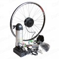 Мотор-колесо 250Вт с аккумулятором 36В 10Ач бутылка