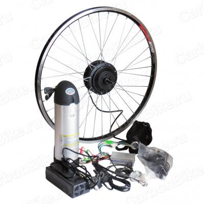 Мотор колесо Bafang 250Вт с аккумулятором 48В 10Ач готовый комплект для велосипеда