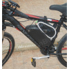 Мотор-колесо 1000Вт с аккумулятором на раму - готовый набор для велосипеда