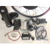 Мотор-колесо 500Вт для велосипеда с аккумулятором готовый комплект