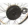 Готовый комплект мотор-колесо для велосипеда безредукторное с аккумулятором