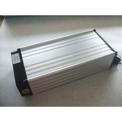 Аккумулятор для электровелосипеда 48В 10Ач литий-железо-фосфатный в алюминиевом корпусе