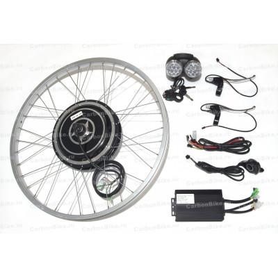 Мотор-колесо переднее 500Вт - Комплект для велосипеда
