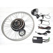 Мотор-колесо заднее 350Вт - Набор велосипедный