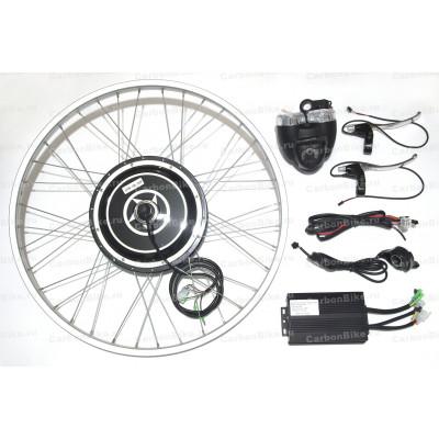 Мотор-колесо переднее 1000Вт - Комплект для велосипеда