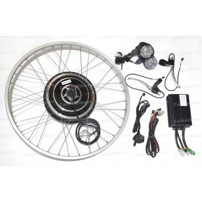 Мотор-колесо для велосипеда 250Вт - Комплект